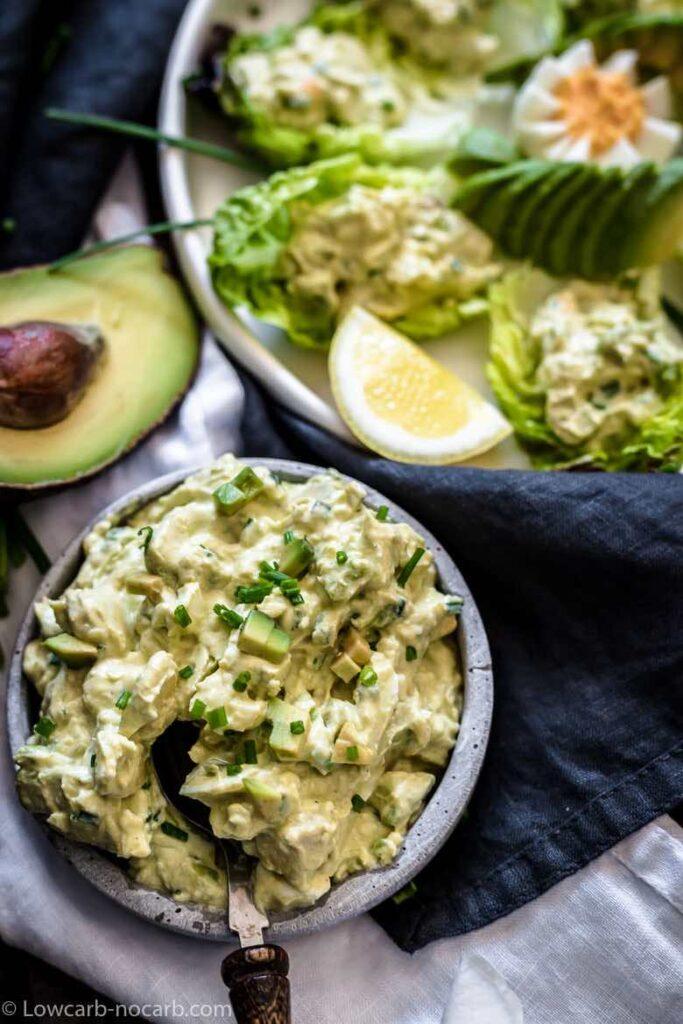 a-bowl-of-avocado-egg-salad