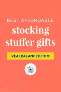 Best affordable stocking stuffer gifts pinterest pin image