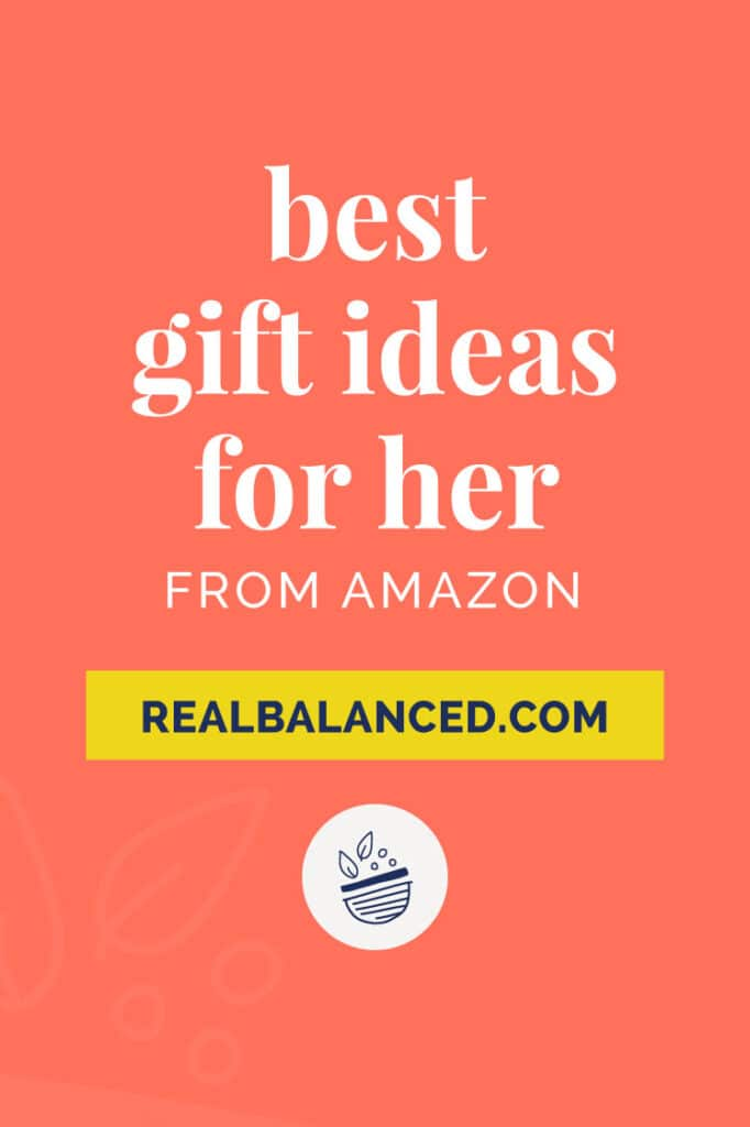 amazon best gift ideas for her pinterest pin