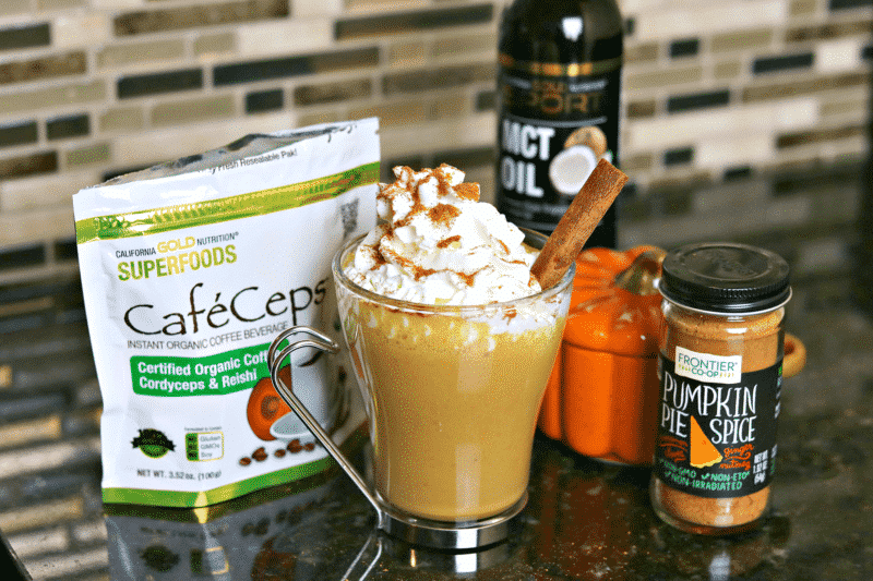 Keto-Pumpkin-Spice-Latte-on-counter