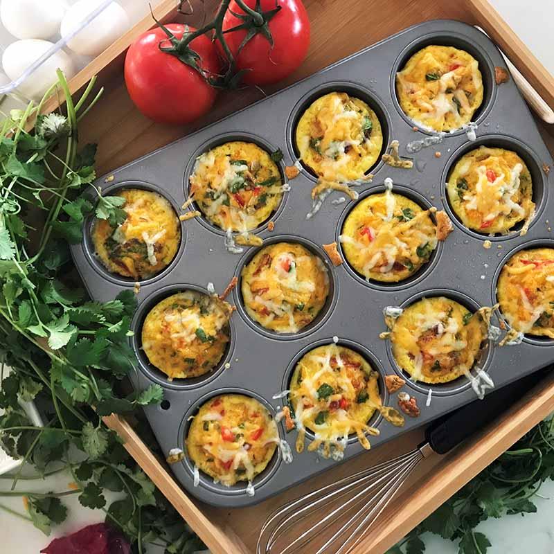a-muffinpan-of-keto-egg-muffins