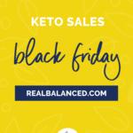 keto black friday sales