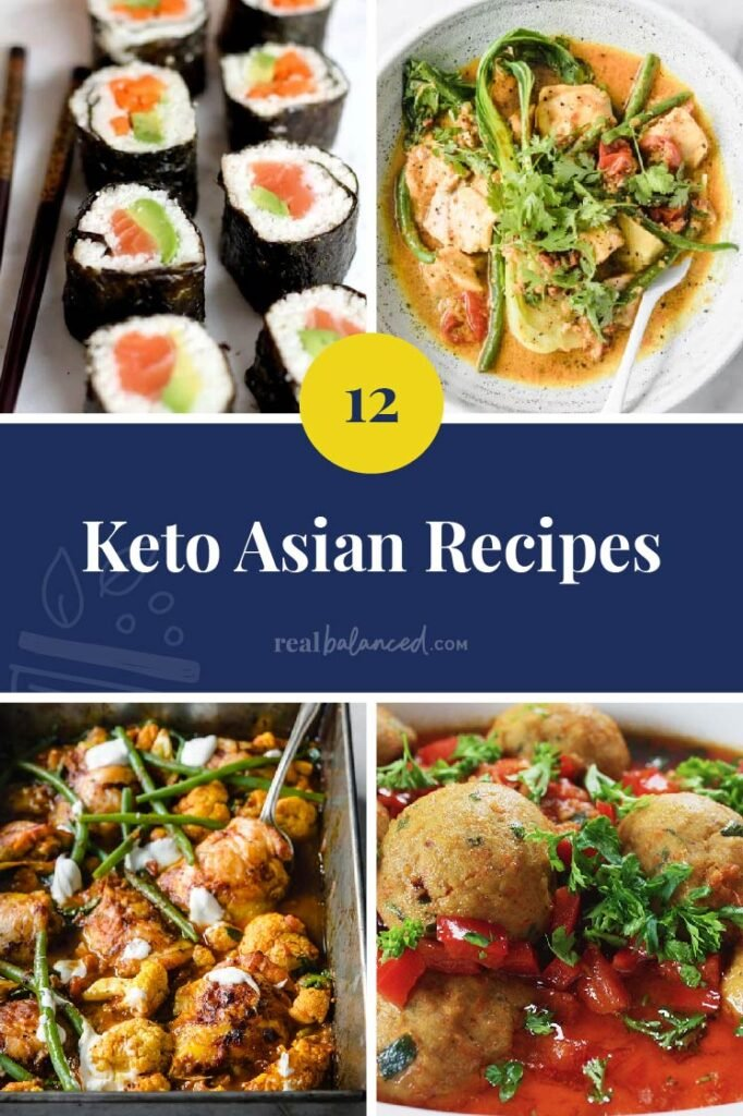 Easy Keto Asian Recipes featured image