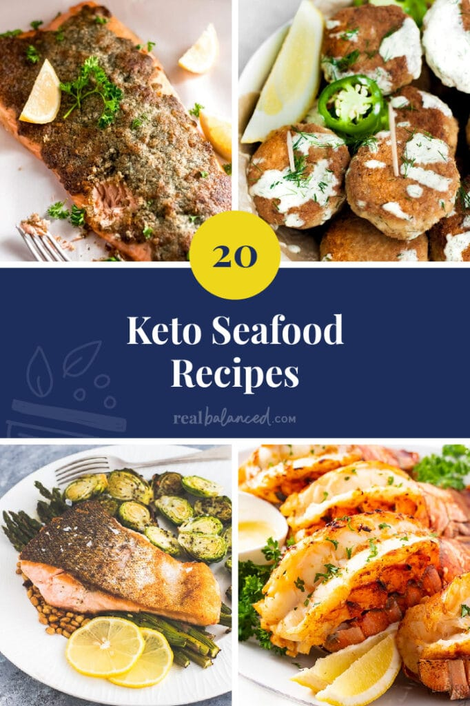 Best Low-Carb Keto Seafood Recipes featured image