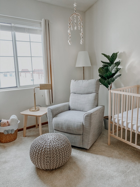 Neutral Affordable Nursery
