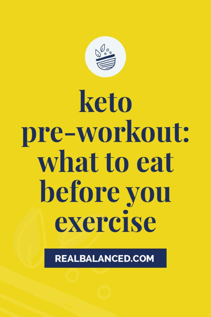 keto pre-workout: what to eat before you exercise featured image