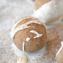 Cinnamon Roll Fat Bombs