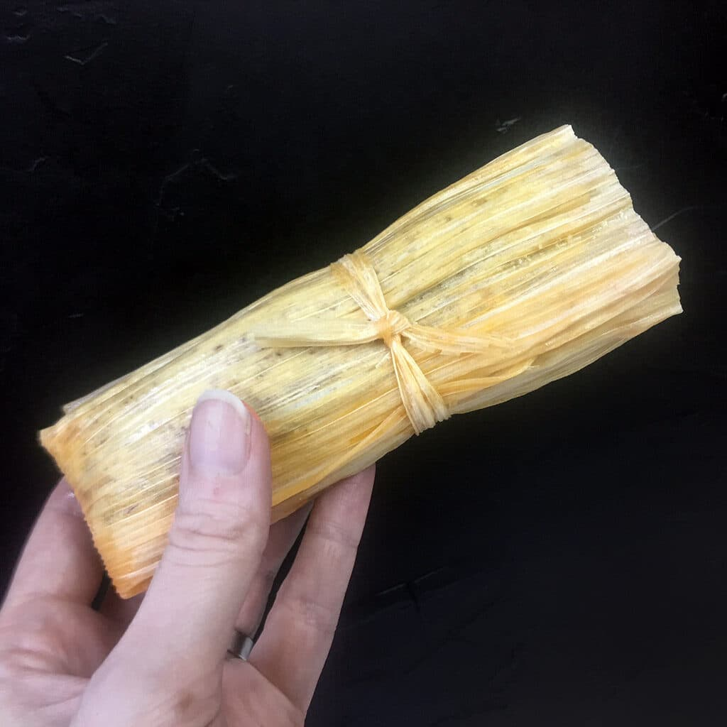 Keto Mexican-Inspired Recipes - Beef Tamales
