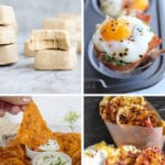 3-Ingredient Keto Recipes Pinterest Pin image