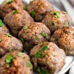 keto-meatballs