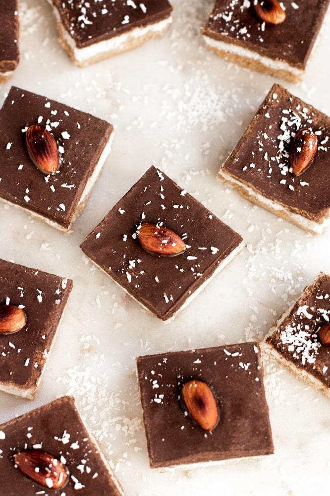 low-carb-almond-joy-bars-overhead-shot