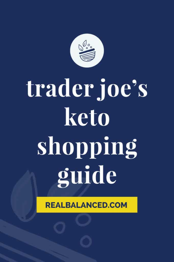 Trader Joe's Keto Shopping Guide featured image