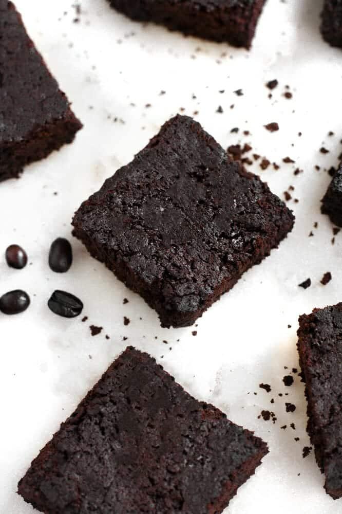 Keto-Flourless-Mocha-Brownies