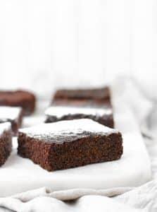 Dairy-Free Keto Recipes: keto brownies