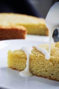 Dairy-Free Keto Recipes: olive oil cake